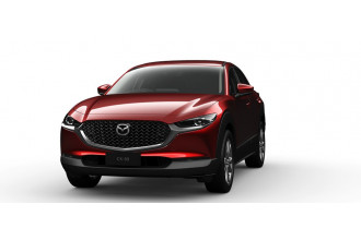 2020 Mazda CX-30 DM Series G25 Touring Wagon Image 3