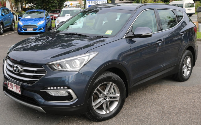 Hyundai Santa Fe ACTIVE DM4 MY18