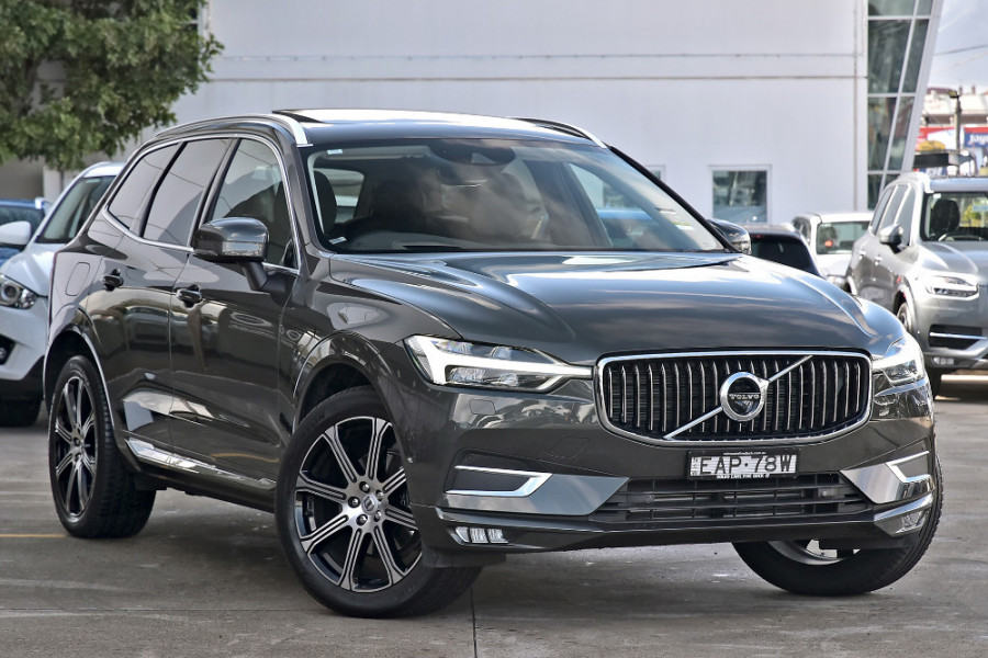 2019 Volvo XC60 UZ D4 Inscription Suv Mobile Image 1