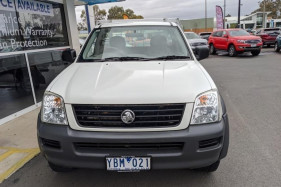 2005 Holden Rodeo RA MY05 LX Cab chassis Image 3