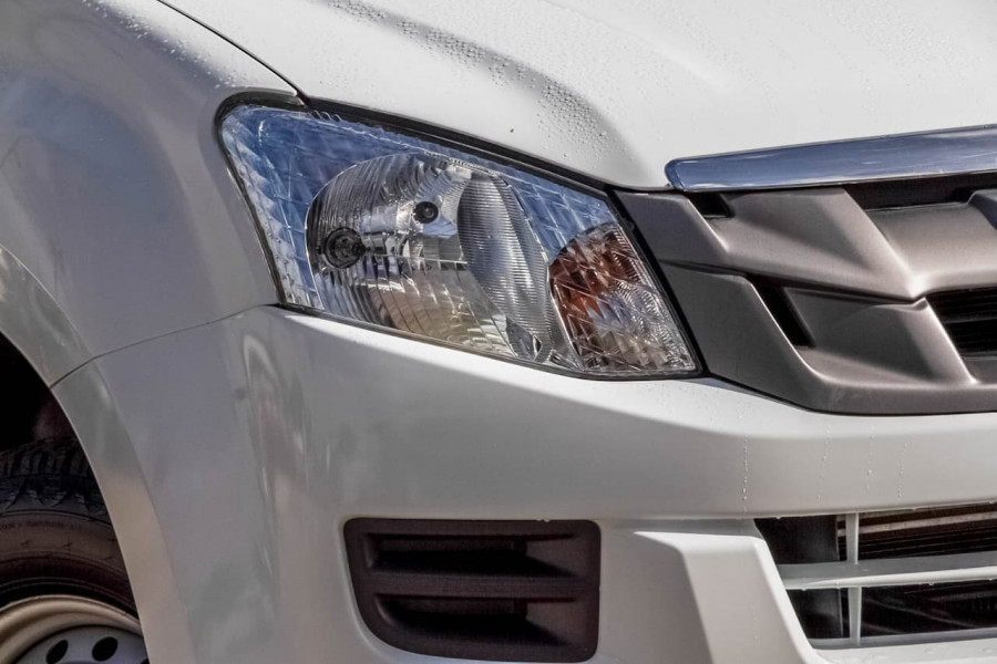 2015 Isuzu Ute D-MAX (No Series) MY15 SX High Ride Cab chassis Image 16