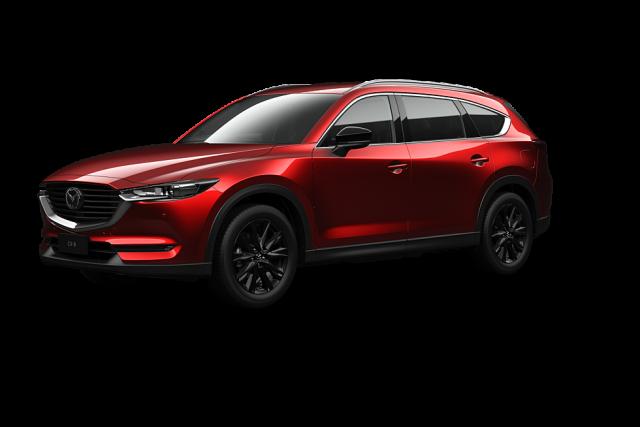 2021 Mazda CX-8 KG Series Touring SP Suv