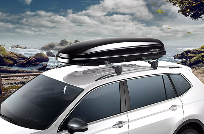 Premium Roof Box 340L and 460L