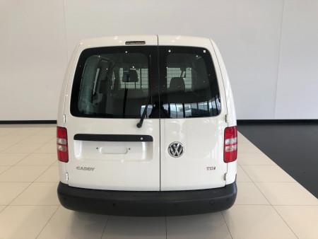 2014 Volkswagen Caddy 2KN Turbo TDI250 Van Image 5
