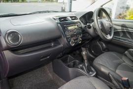 2014 Mitsubishi Mirage LA MY14 LS Hatchback