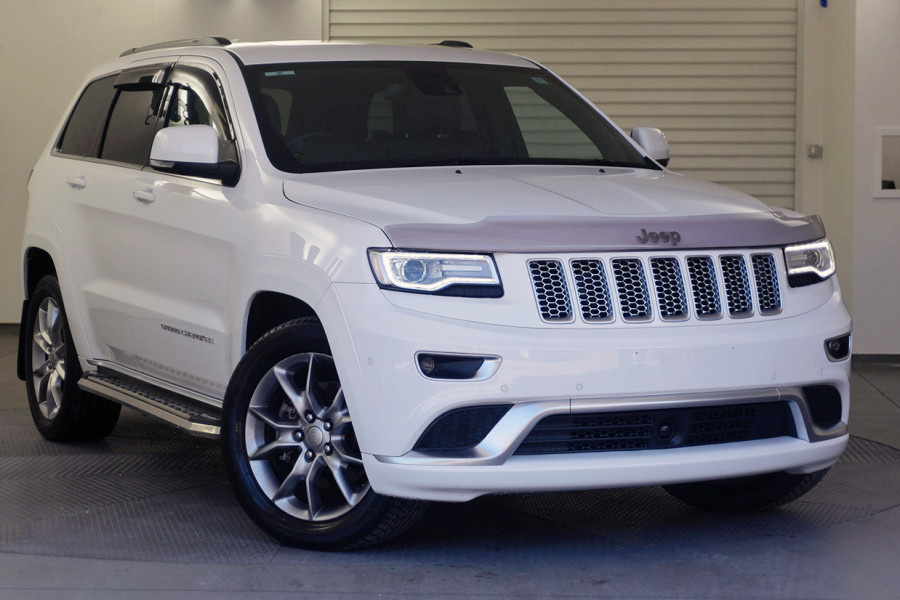 2015 Jeep Grand Cherokee WK Summit Suv Mobile Image 2
