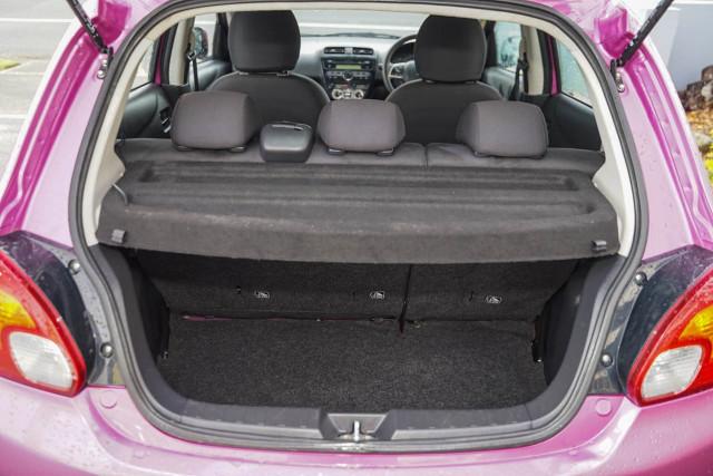 2014 Mitsubishi Mirage LA MY14 LS Hatchback Image 20