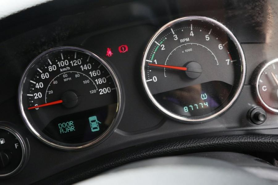 2012 Jeep Wrangler JK MY2012 Sport Softtop
