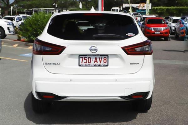 2020 MY0  Nissan QASHQAI J11 Series 3 Midnight Edition Suv Image 4
