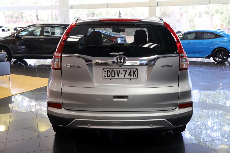 2016 Honda CR-V VTi-L