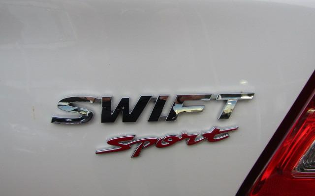 2018 Suzuki Swift Sport AZ Swift Sport Hatchback