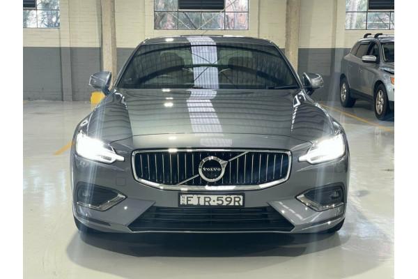 2019 MY20 Volvo S60 Z Series MY20 T5 Geartronic AWD Inscription Sedan Image 2