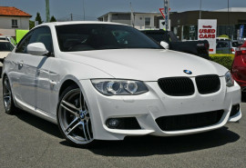 BMW 3 Series 335i D-CT M Sport E92 MY11