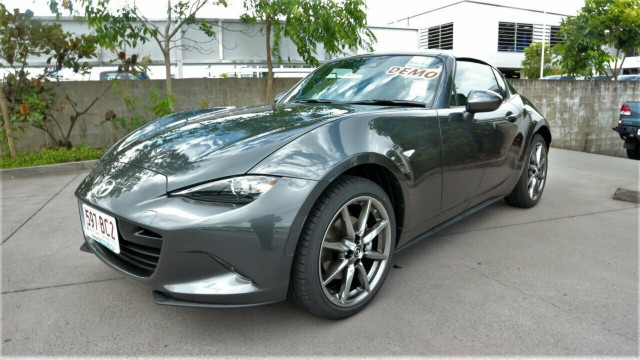 2020 Mazda MX-5 ND RF GT Convertible Mobile Image 8