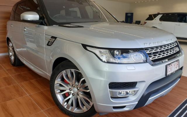 Land Rover Range Rover Sport SDV6 L494 17MY