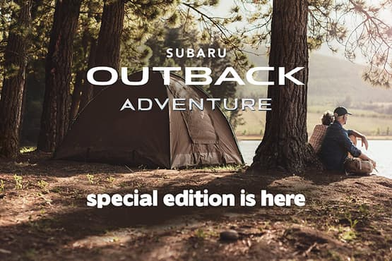 Outback 2.5i Premium AWD Adventure<sup>1</sup>