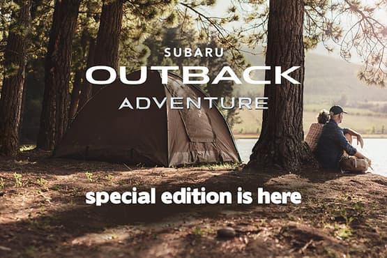 Outback 2.5i Premium AWD Adventure<sup>1</sup>