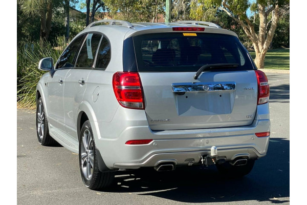 2016 Holden Captiva CG MY16 7 LT (AWD) Suv Image 5