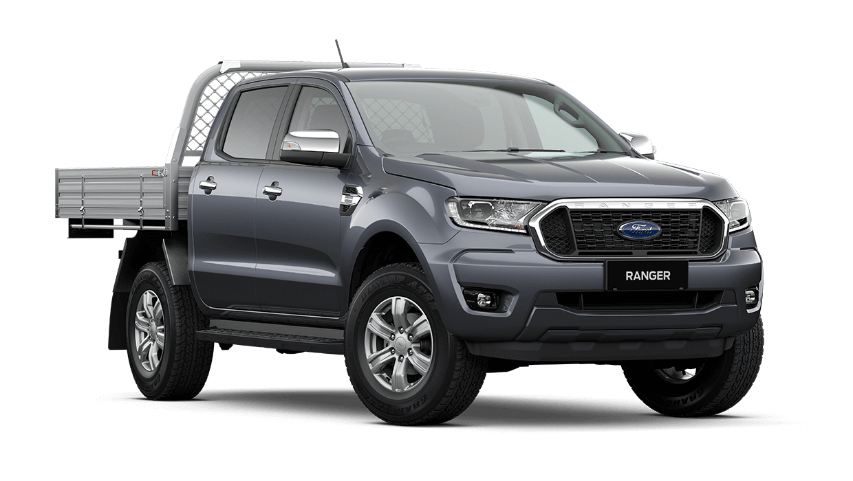 XLT Double Cab Chassis