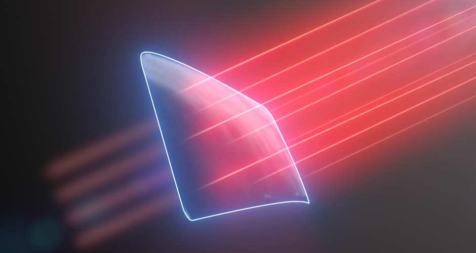 UV Glass Image