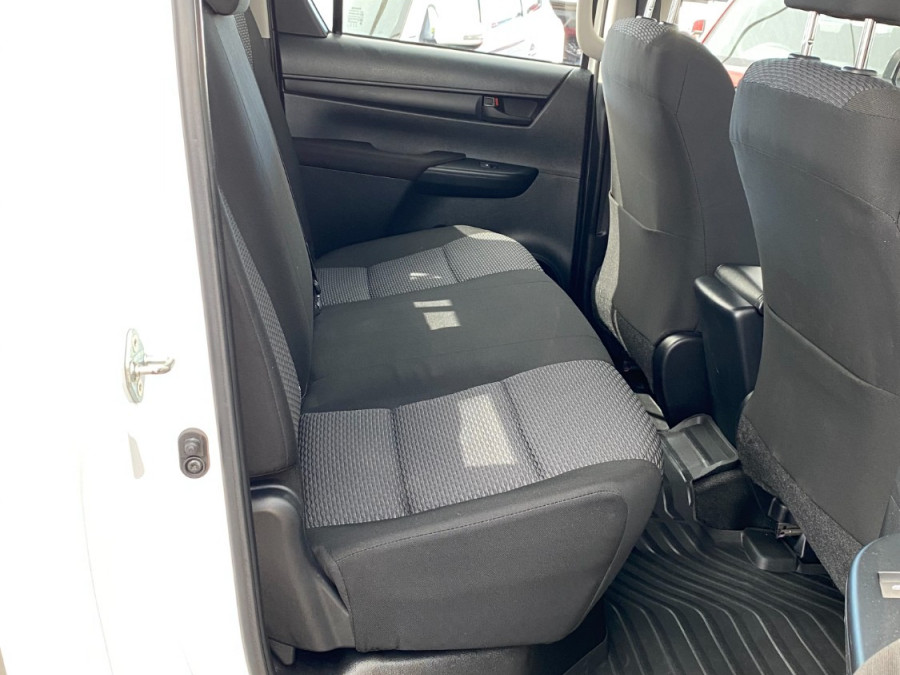 2017 Toyota HiLux GUN125R Workmate Utility - dual cab