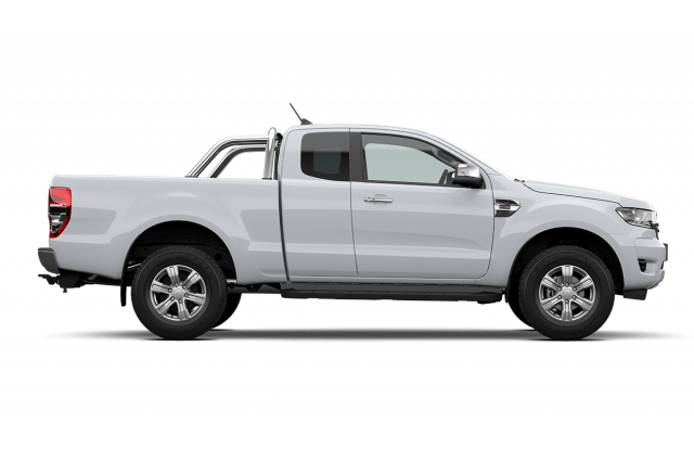2020 MY20.75 Ford Ranger PX MkIII XLT Super Cab Utility Image 3