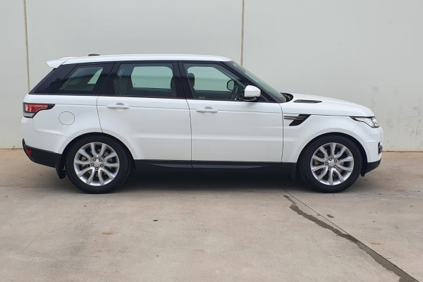 2015 MY15.5 Land Rover Range Rover Sport L494 15.5MY TDV6 Suv Image 2