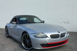 BMW Z4 Steptronic E85 MY06