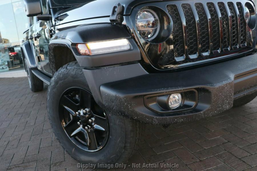 2021 Jeep Gladiator JT Night Eagle Ute