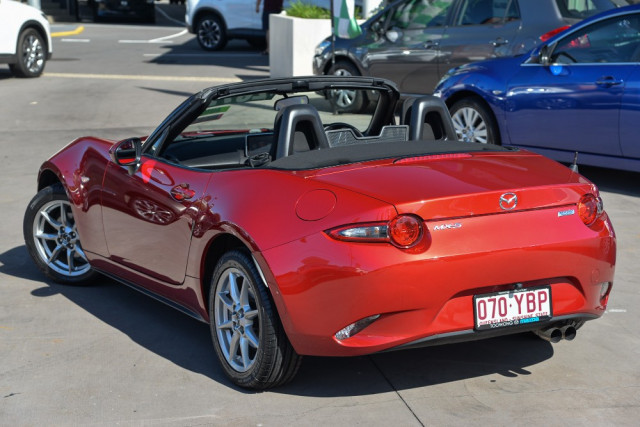 2016 Mazda Mx-5 ND Convertible Image 2