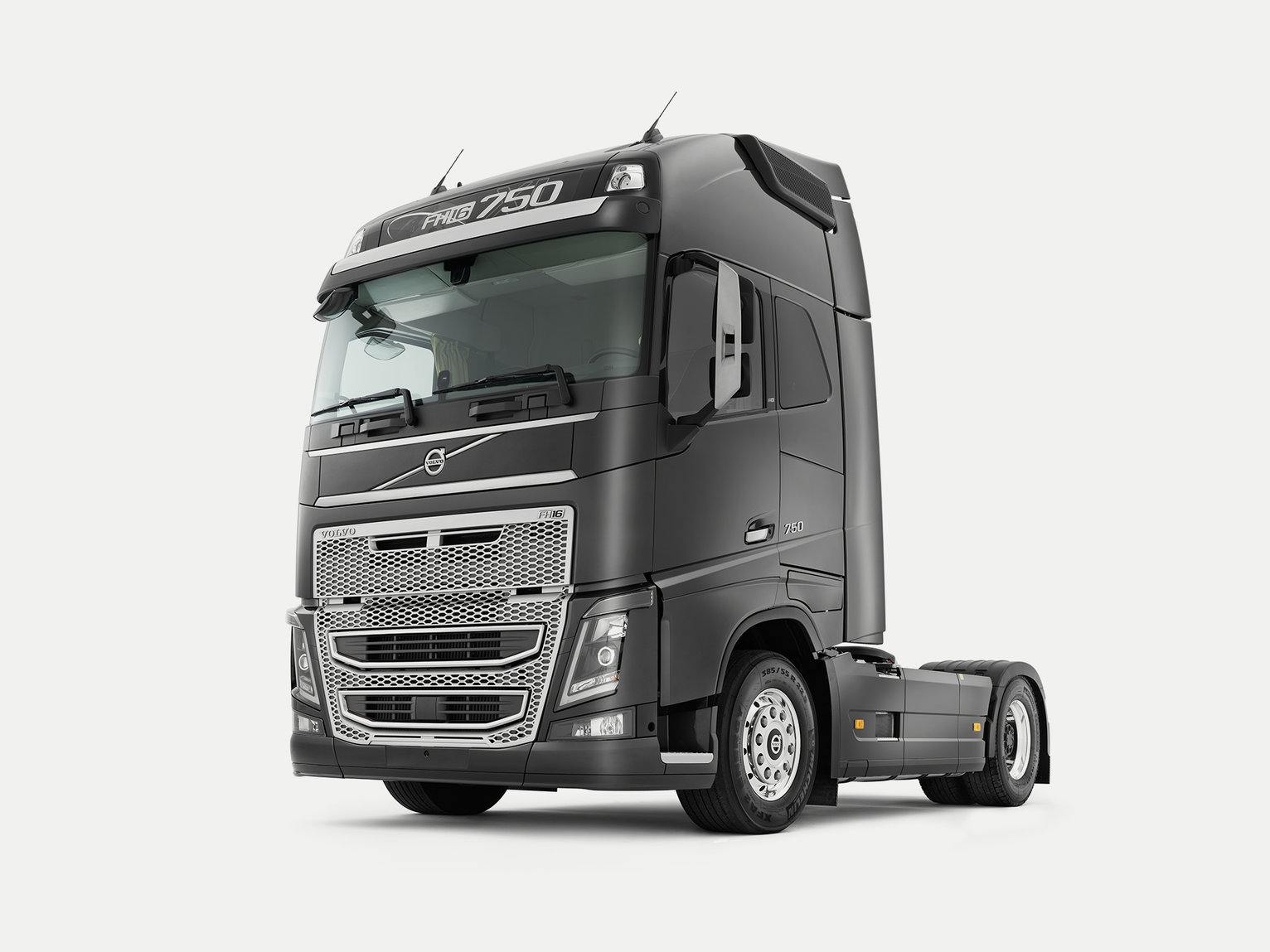 The new Volvo FH16 A beauty on the surface. A beast under the hood.