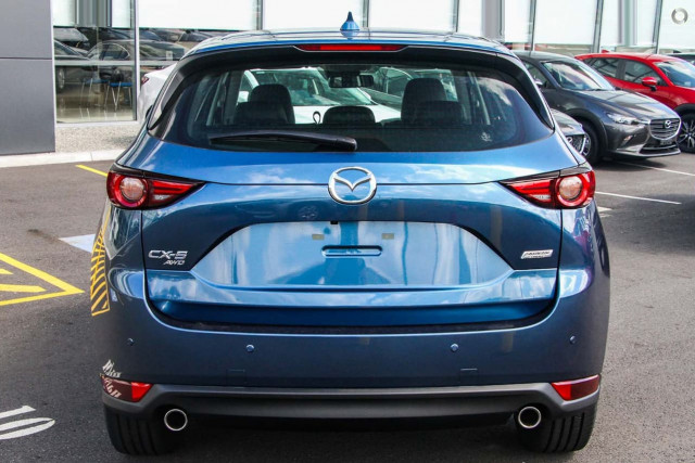 2018 MY19 Mazda CX-5 KF GT Suv Image 4