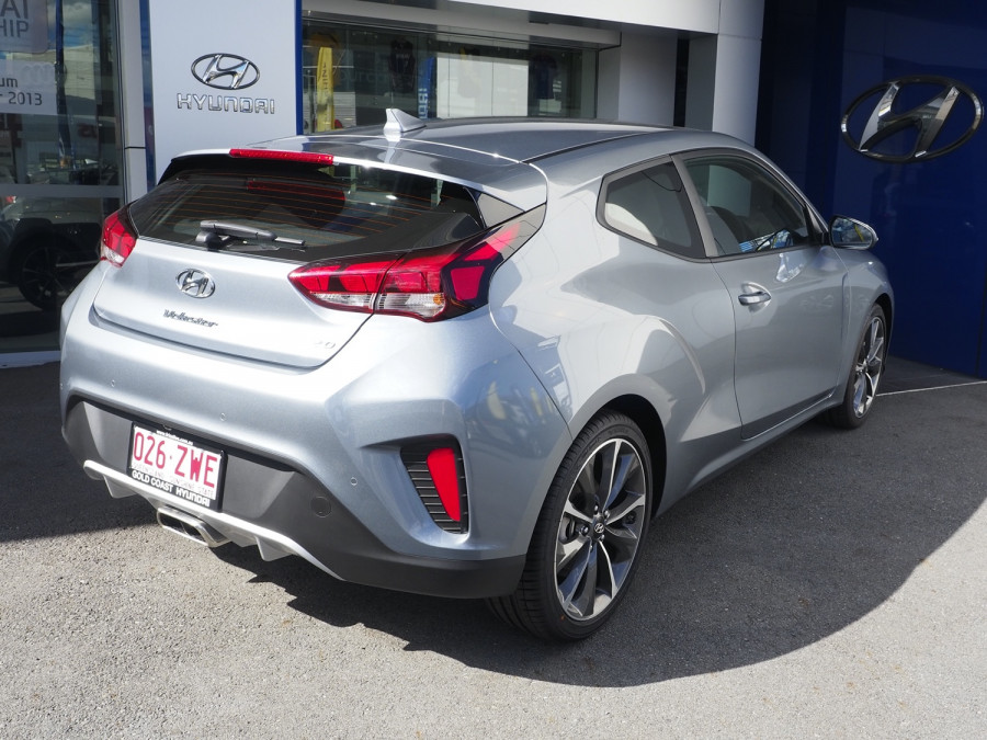 2019 MY20 Hyundai Veloster JS Veloster Coupe Image 22