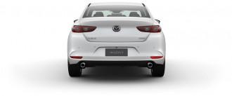 2021 MY20 Mazda 3 BP G25 GT Sedan Sedan image 15