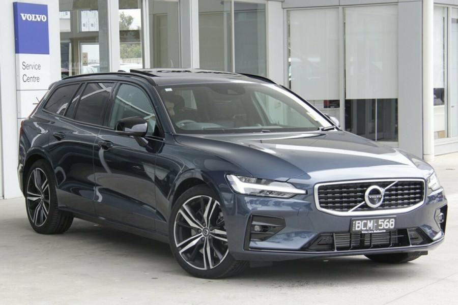 2019 MY20 Volvo V60 T5 R-Design T5 R-Design Sedan Mobile Image 1