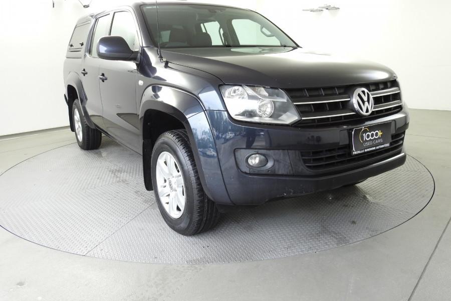 2014 Volkswagen Amarok 2H MY14 TDI420 Utility Image 1