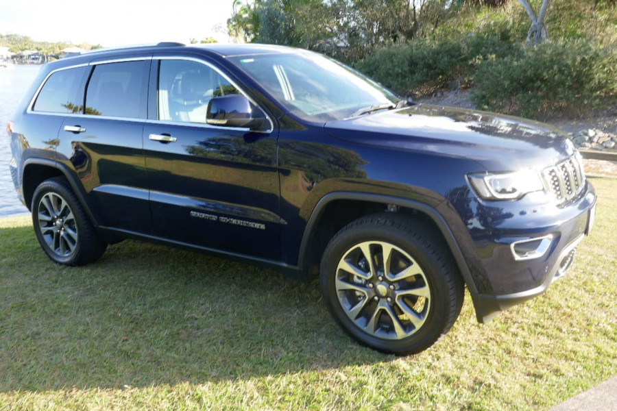2018 Jeep Grand Cherokee WK Limited Wagon