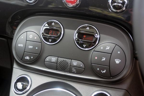 2018 Fiat 500 Series 6 Pop Hatchback