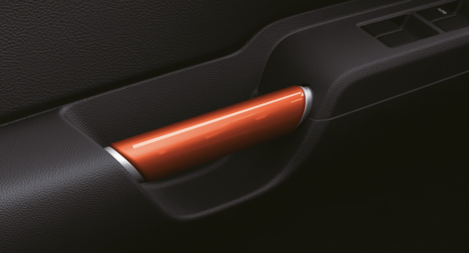 Ignis - Door Grip Front, Orange