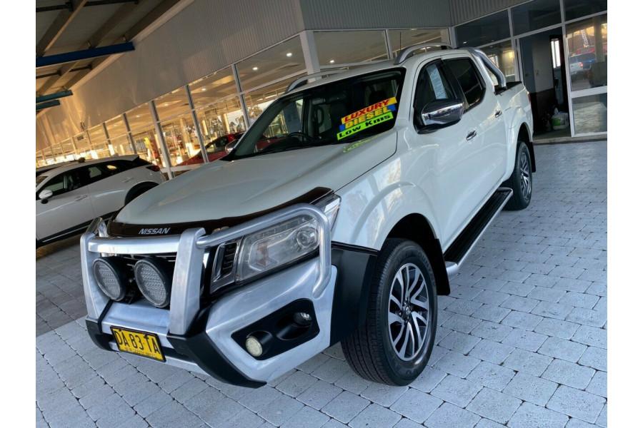 2017 Nissan Navara D23 S2 ST-X ST-X Ute