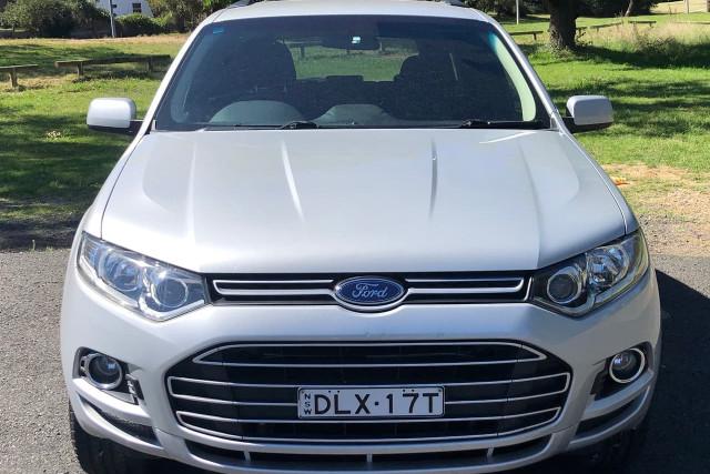 2012 Ford Territory SZ TS Wagon Image 3