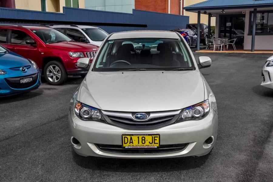 2009 Subaru Impreza G3 MY09 R Hatchback