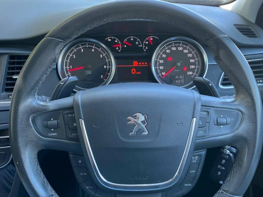 2011 Peugeot 508 Active Sedan Image 16