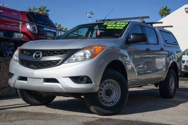 2014 Mazda BT-50 UP XT Hi-Rider Utility Image 1