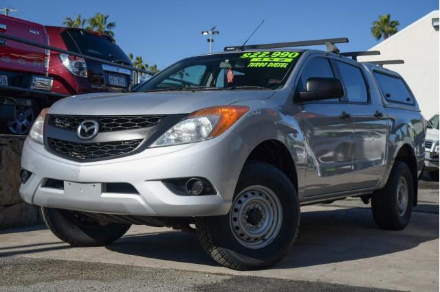 2014 Mazda BT-50 UP XT Hi-Rider Utility