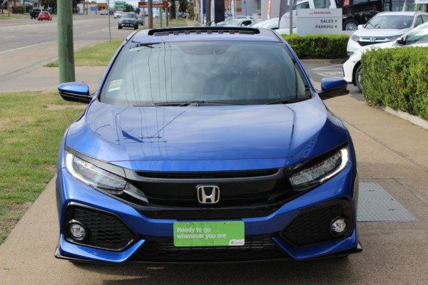 2019 MY20 Honda Civic Hatch 10th Gen RS Other Image 2