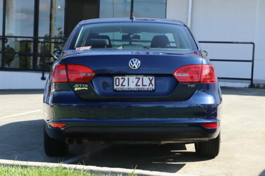 2014 Volkswagen Jetta 1B MY14 118TSI DSG Comfortline Sedan