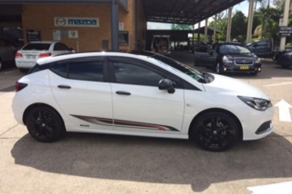 2019 Holden Astra BK MY19 RS Hatchback