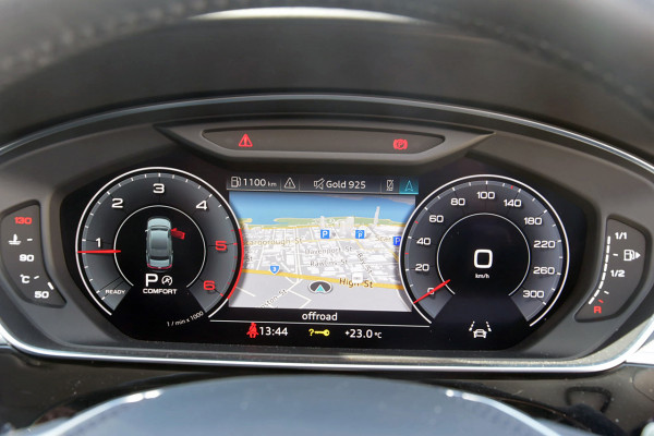 2018 Audi A8 4N MY18 50 TDI Sedan Image 2
