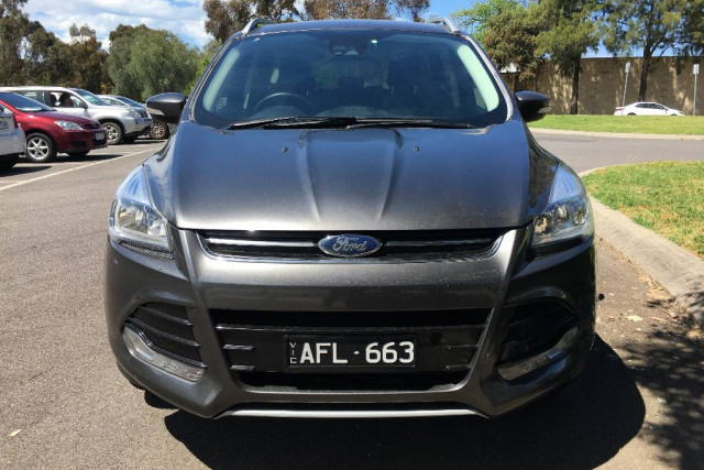 2015 Ford Kuga TREND (AWD)
